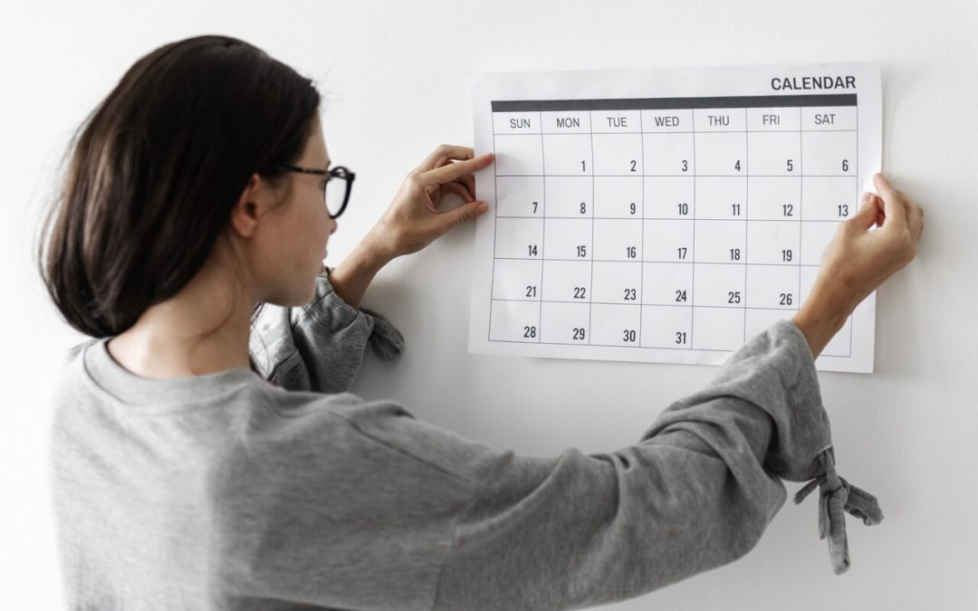 Welchen Wandkalender sollte man wählen?