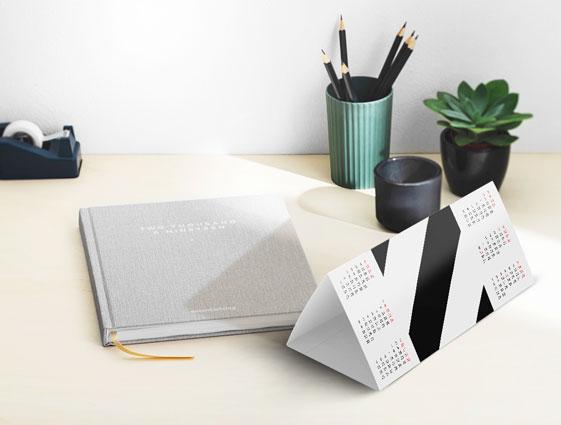 Tischaufstellkalender – eine unschätzbare Hilfe bei der Arbeitsplanung